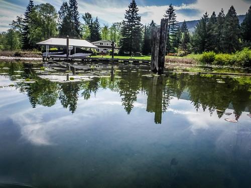 Lake Samish Paddling-69