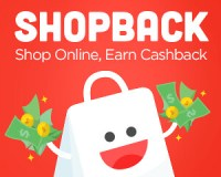 Shop online, earn cashback with ShopBack!