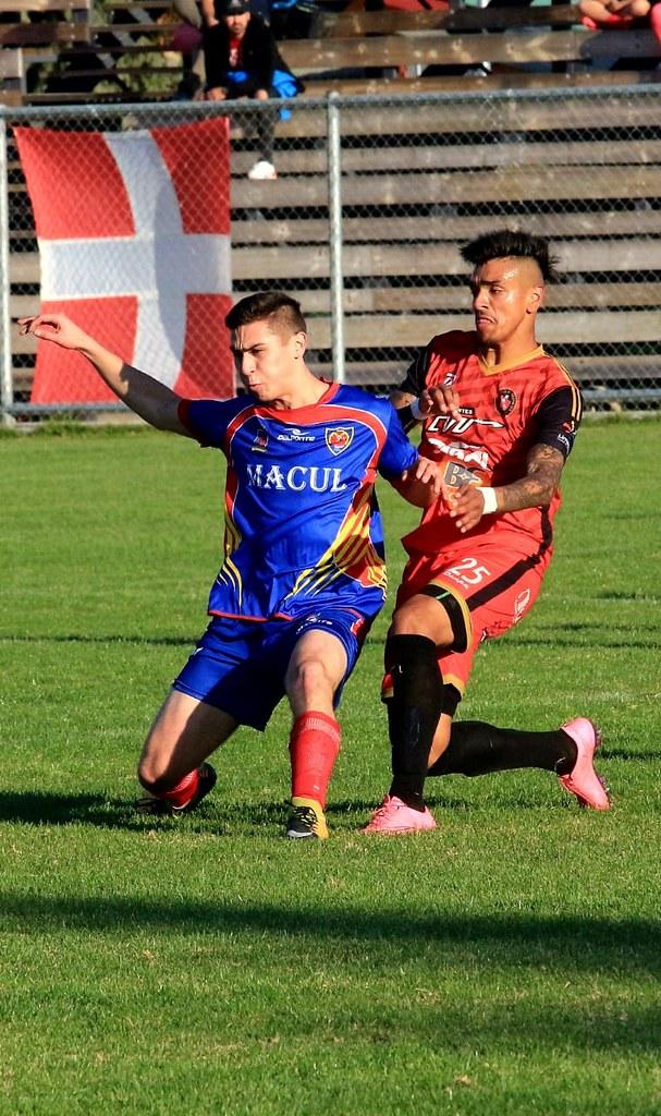 Deportes Limache 1-0 Escuela de Fútbol Macul