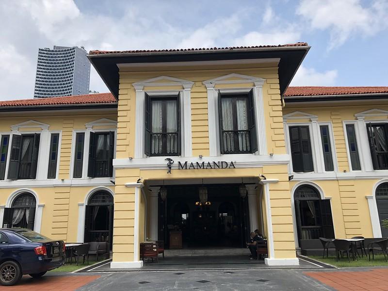 Mamanda Singapura