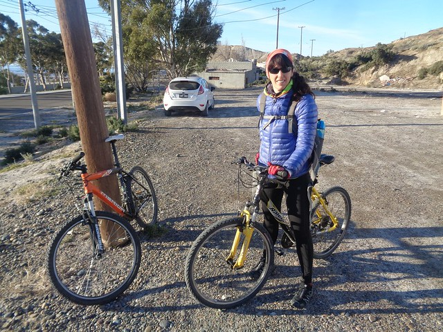 Mountain Bike - Caleta Cordova - Jul-18