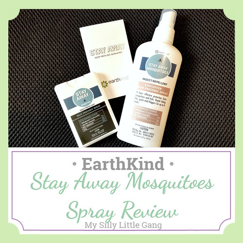 EarthKind Stay Away Mosquitoes Spray Review