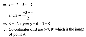 Selina Concise Mathematics Class 10 ICSE Solutions Chapter 13 Section and Mid-Point Formula Ex 13C 20.1