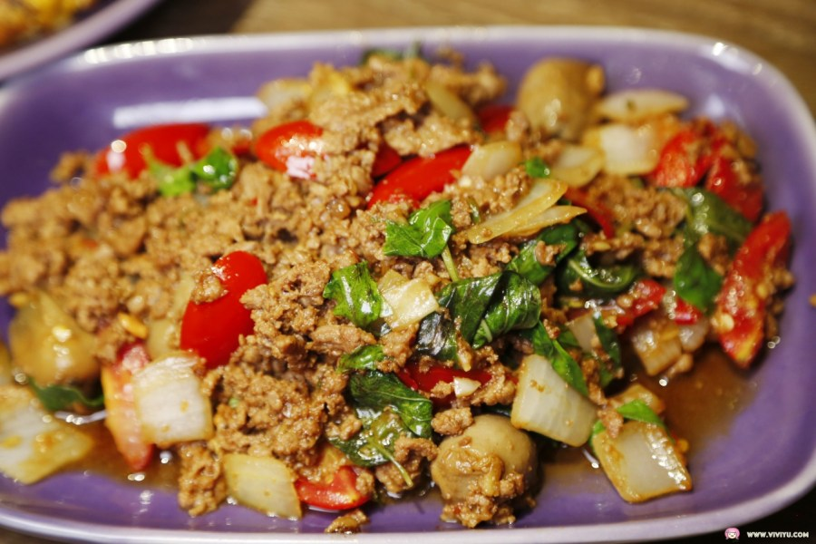 [新竹美食]NARA Thai Cuisine新竹巨城SOGO店~最佳泰國料理餐廳.不用出國就可吃到美味泰國菜 @VIVIYU小世界