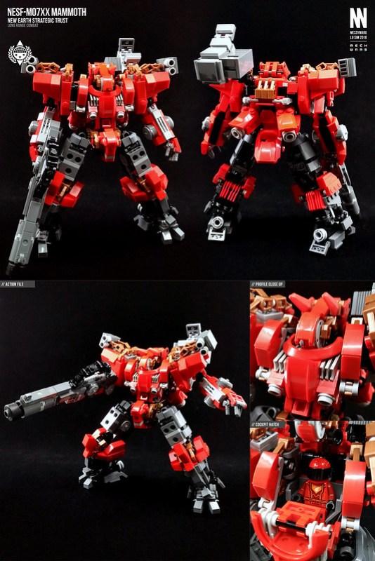 NESF-M07XX Mammoth