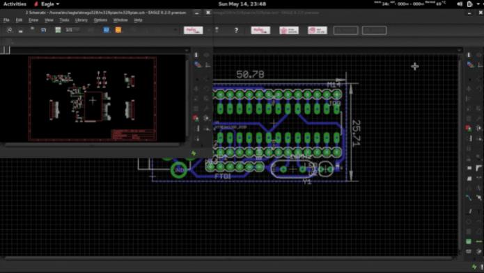 Design with Autodesk EAGLE Premium 9.0 x64 full