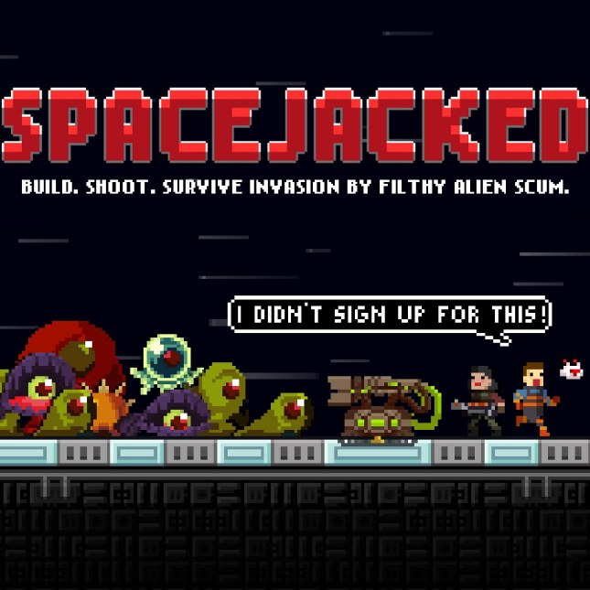 Space Jacked