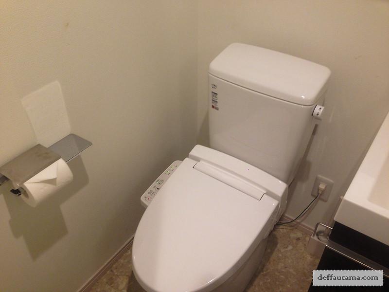 AirBNB Tokyo - Toilet