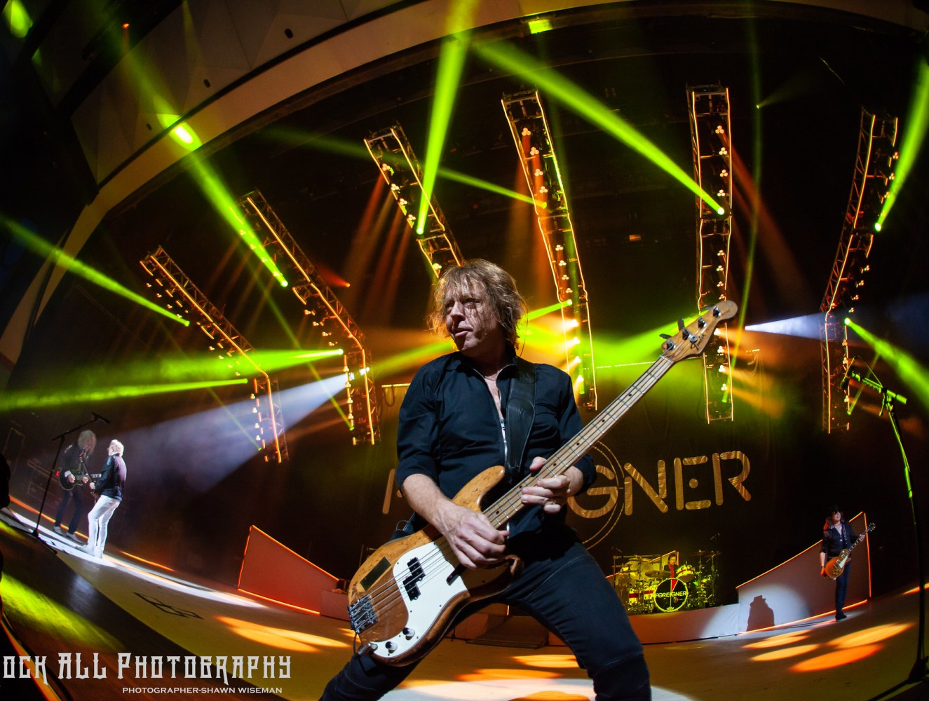 Foreigner - Riverbend Music Center Cincinnati, OH - 6/26/2018