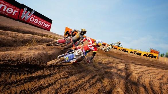 MXGP Pro - Dirt Race