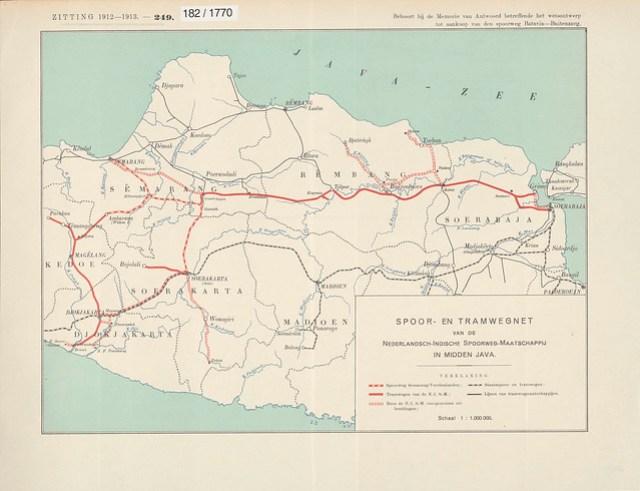 KAARTEN_SGD_-_Overzichtskaart_van_het_bestaande_spoor-_en_tramwegnet_te_Batavia_en_omstreken