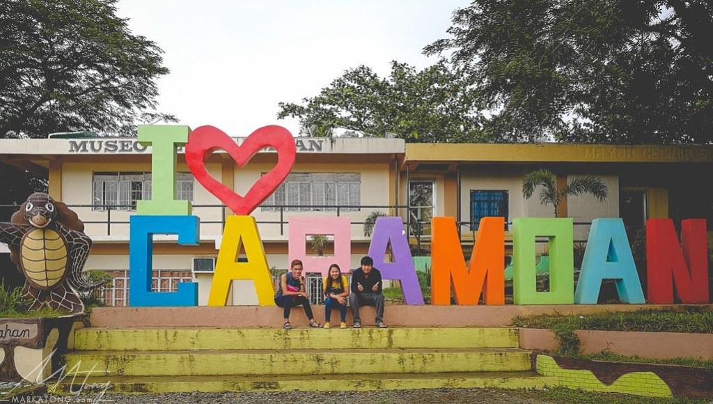 I Heart Caramoan Landmark, Caramoan, Camarines Sur