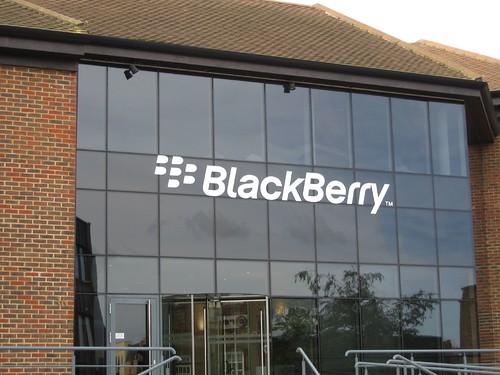 Blackberry, Egham UK