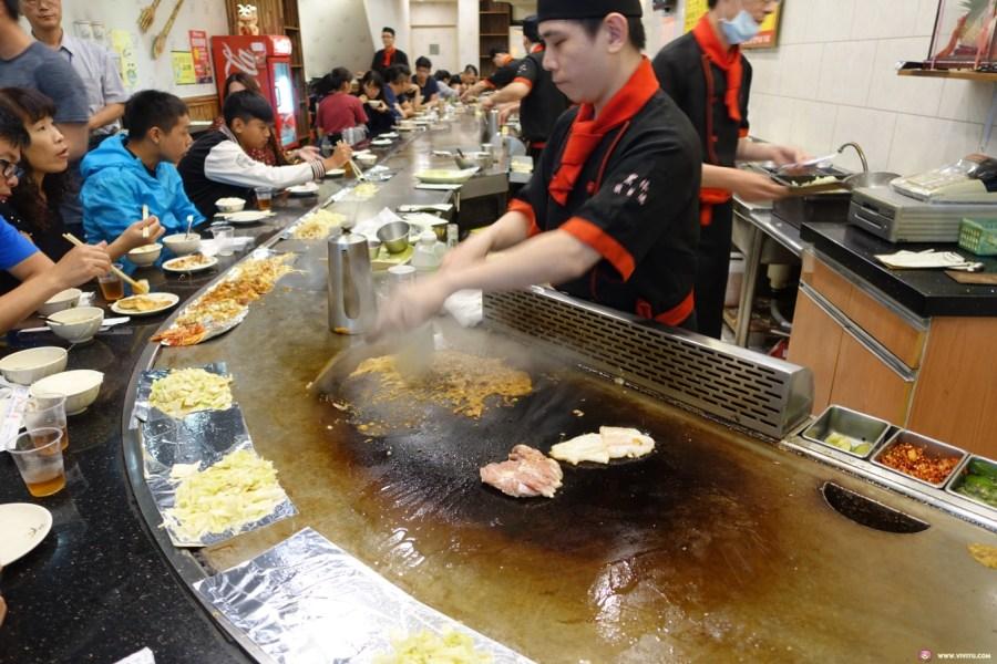 中華路,宏林鐵板燒,平價鐵板燒,桃園美食,沙朗牛排,牛小排,菲力牛排,雙人套餐 @VIVIYU小世界