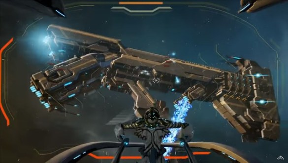 Warframe - Capital Ship