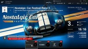 Gran Turismo Sport: GT League