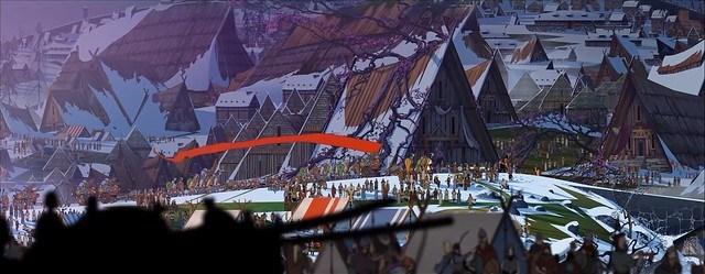 Die Banner Saga 3 - Reise durch Aberrang