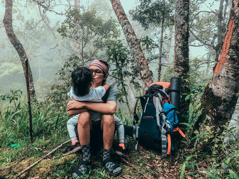Rinjani Birthday Trip Chapter 1 : The Mountain