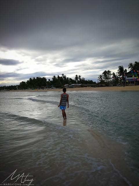 Bantayan Island, Cebu Budyong Beach and Marlin's Beach