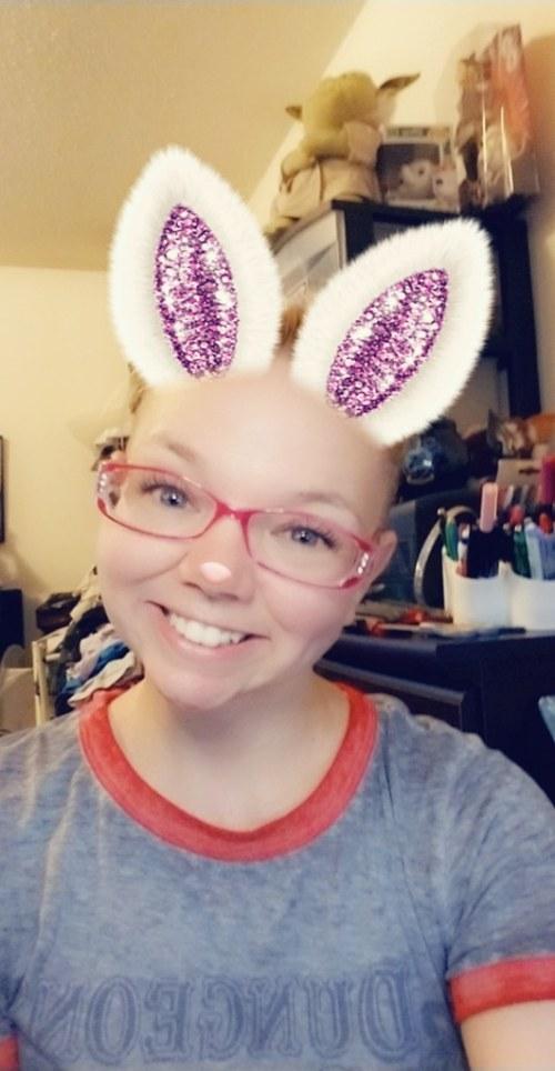 205/365 [2018] - Bunny Me