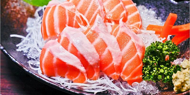 台中西屯區日式料理 | 御三家備長炭串料理(寧夏店)-日本師傅駐店,道地口味的日本料理,吃宵夜的好去處。