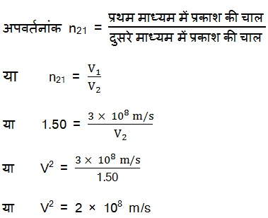 NCERT Solutions for Class 10 Science Chapter 10 Light Reflection and Refraction (Hindi Medium) 5