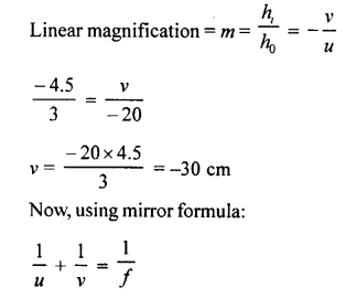A New Approach to ICSE Physics Part 1 Class 9 Solutions Light 32