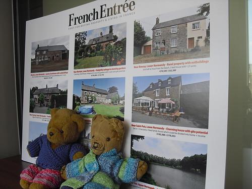 CIMG6442 'French Entree' French Property Tips Seminar, London: 7 July 2018