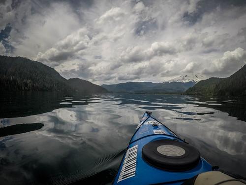 Kayaking on Baker Lake-151
