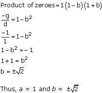 NCERT Solutions for Class 10 Maths Chapter 2 Polynomials 34