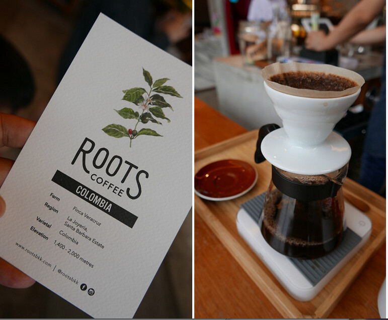 roots coffee