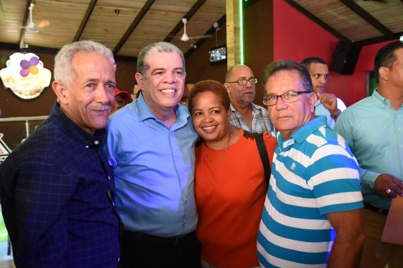 Mamey-Los Hidalgos, Encuentro de Apoyo. Puerto Plata 19 junio 2018