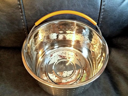 Stainless Steel Steamer Basket Review