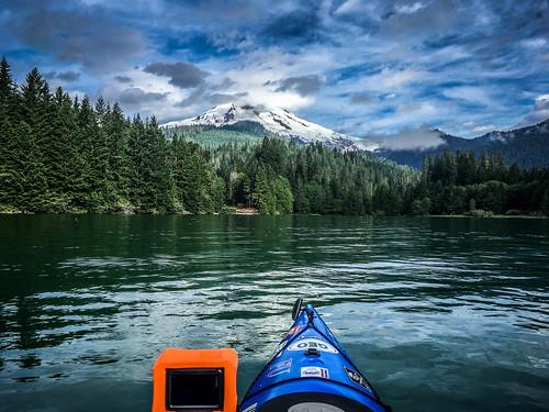 Kayaking on Baker Lake-45