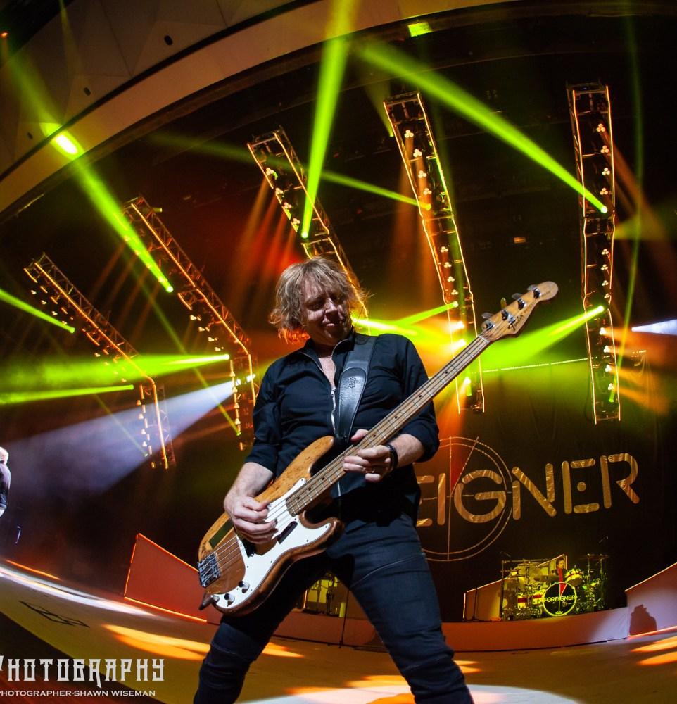 Foreigner - Riverbend Music Center Cincinnati, OH - 6/26/2018