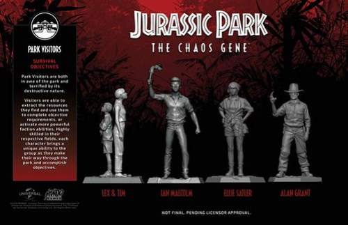 Faction Figure Reveals - ParkVisitors