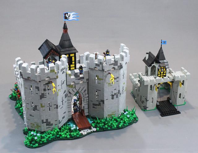 Black Falcon's Fortress.