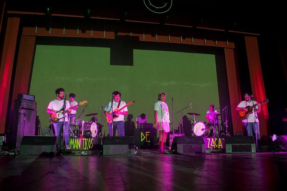 Los Románticos de Zacatecas - Teatro de la Ciudad Esperanza Iris
