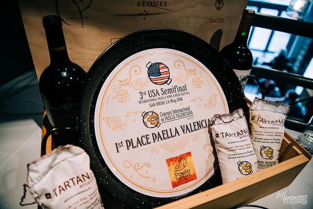 Slate Wine Bar Paella Tasting-1