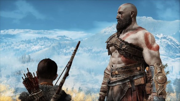 God of War (2018) - A Journey With My Wife's Son