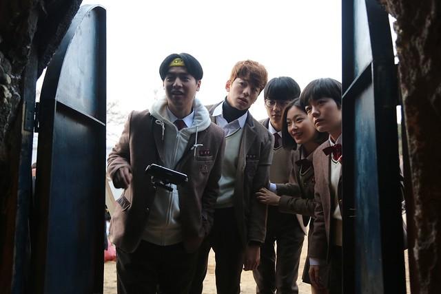 The Whispering Korean Movie Cast