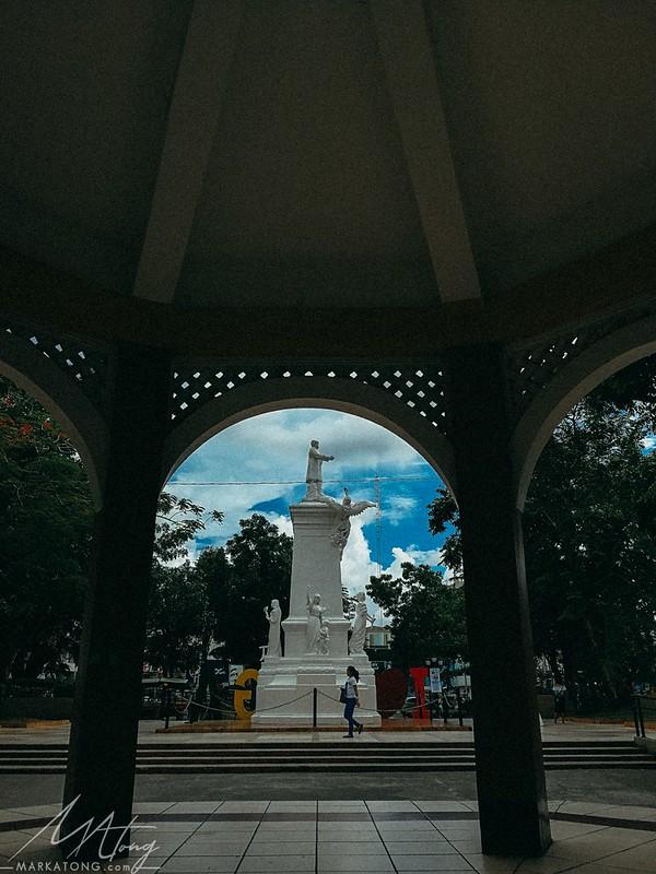 Plaza Rizal, Naga City, Camarines Sur