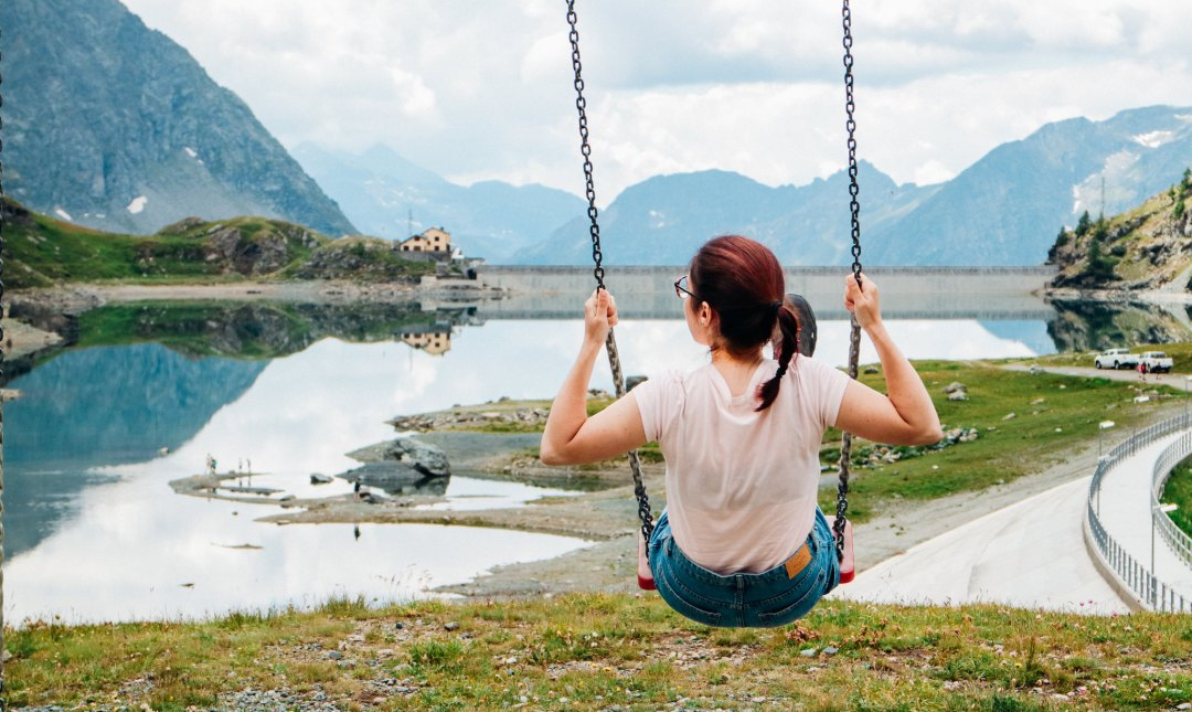 Lago Gabiet, Valle d'Aosta