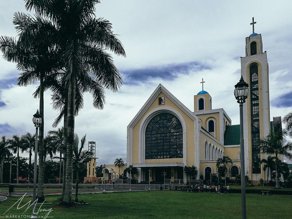 Naga City Churches, Camarines Sur: Tells Sins, Sharpens