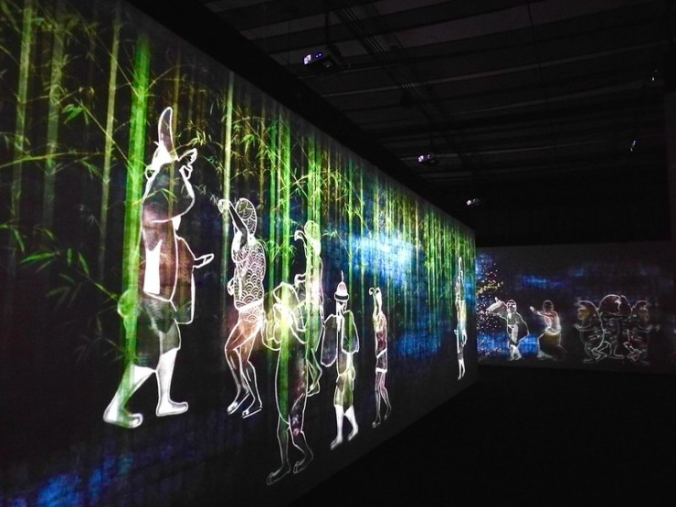 teamLab | National Gallery Singapore edition