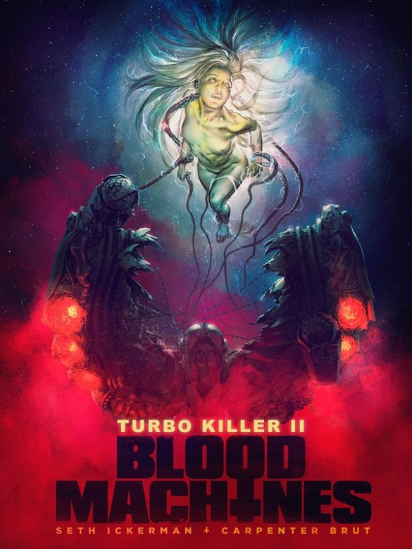 Turbo Killer II Blood Machines