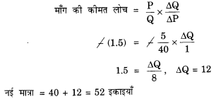 NCERT Solutions for Class 12 Microeconomics Chapter 2 Theory of Consumer Behavior (Hindi Medium) snq 10