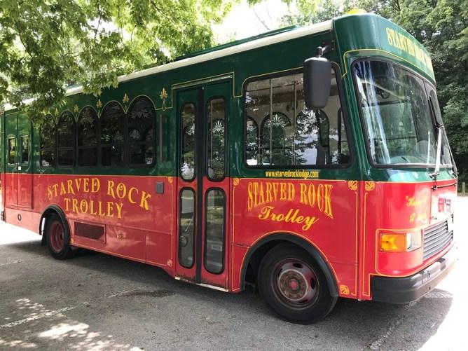 Our faithful trolley