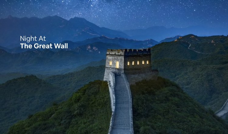 Win A Night At The Great Wall!