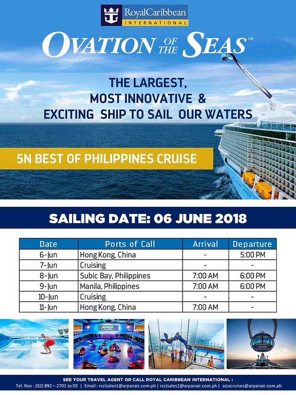 OV - BEST OF PHILIPPINES CRUISE